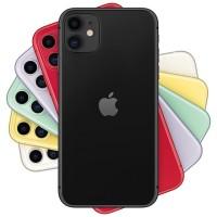 APPLE IPHONE 11 128GB BLACK GARANZIA 24 MESI ITALIA NO BRAND MHDH3